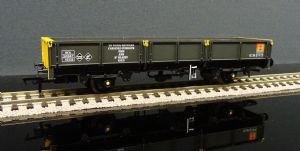 38-054 OCA Dropside wagon Railfreight